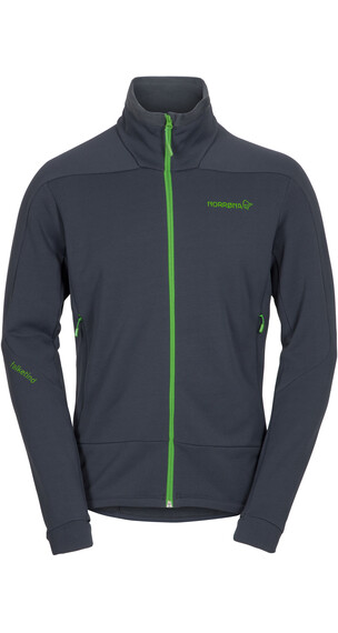 Norrøna M's Falketind Power Stretch Jacket Cool Black